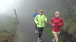 Misty morn run
